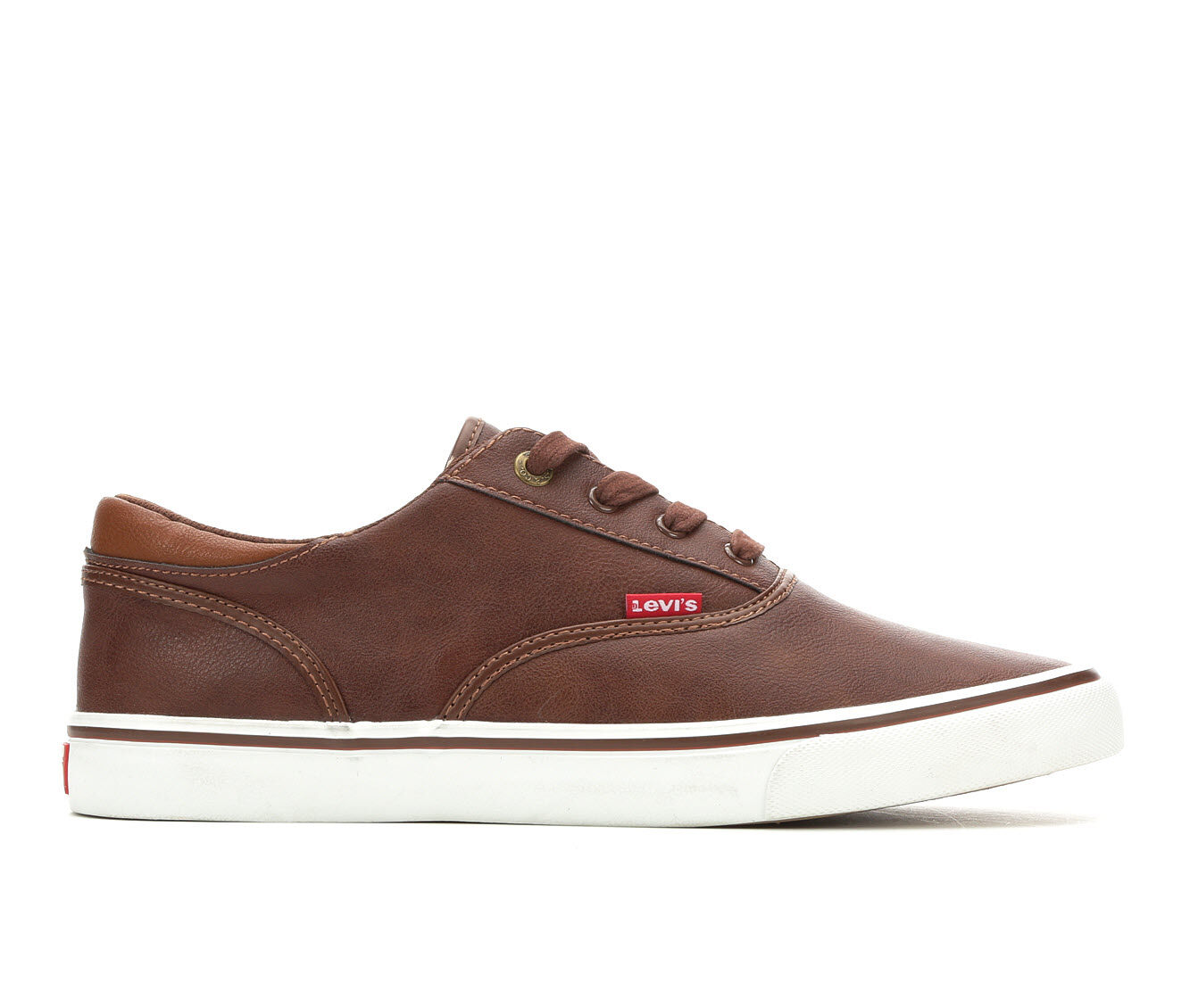 purchase discount Men's Levis Ethan Nappa II Casual Shoes Dark Brown