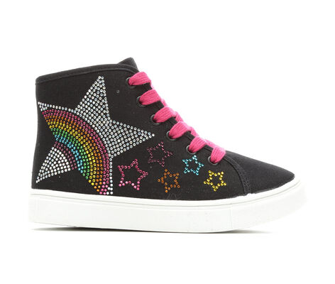 Girls' Steve Madden JRainbow 13-5 Sneakers