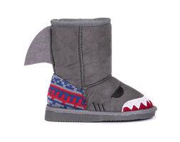 Boys' Muk Luks Toddler & Little Kid Finn Shark Boots