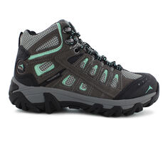 Women's Pacific Mountain Blackburn Mid Waterproof Hiking Boots