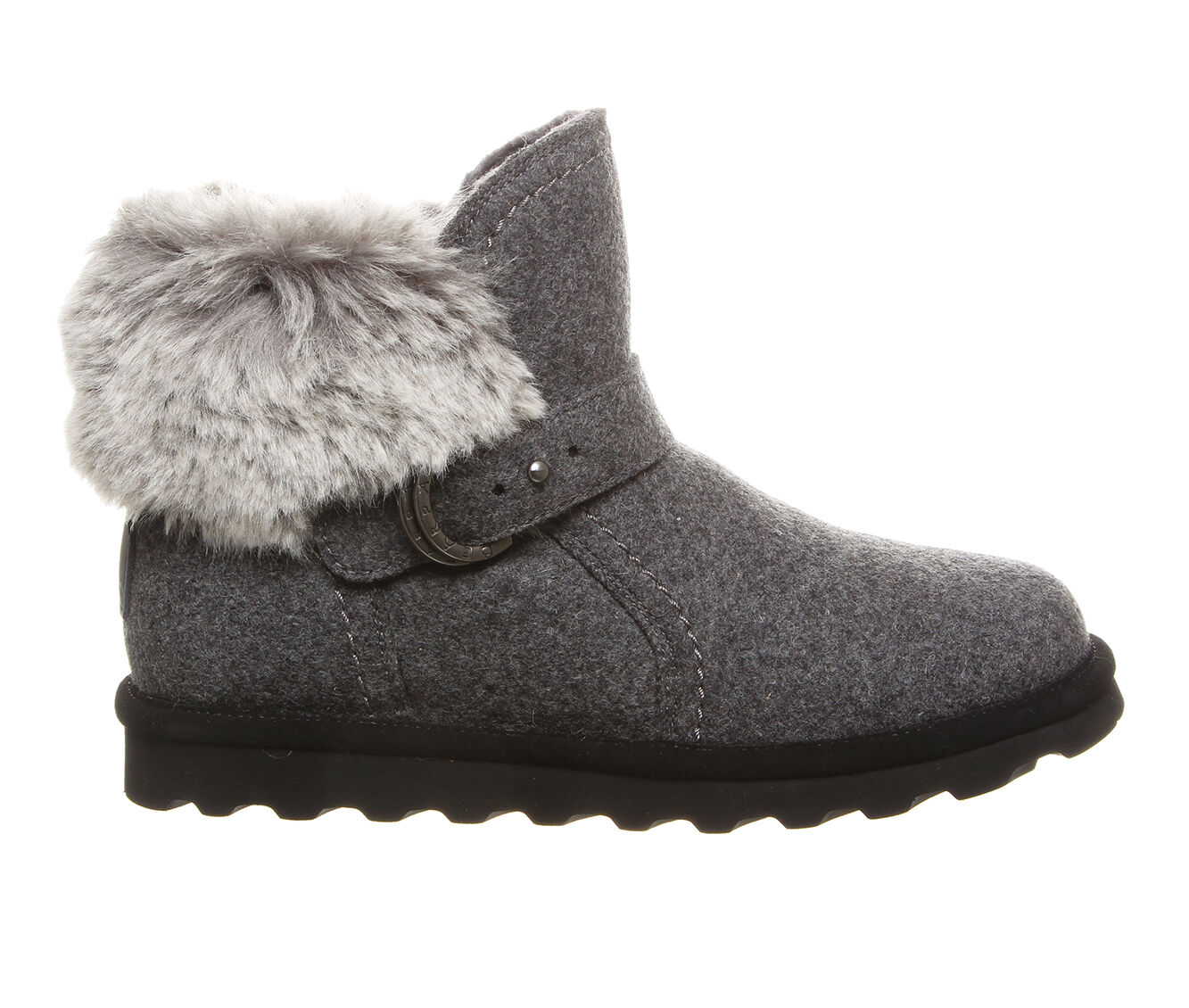 Women's Bearpaw Koko Boots Gray