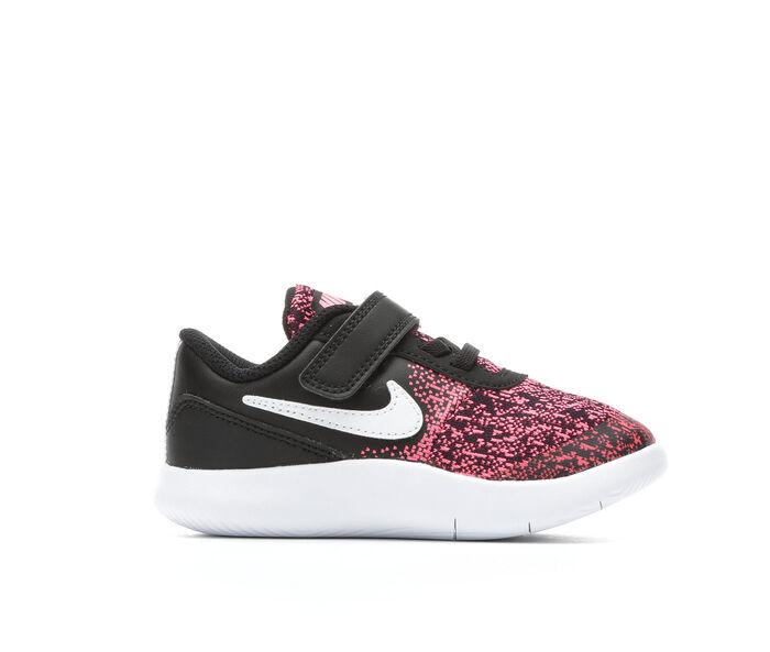 Girls' Nike Infant & Toddler Flex Contact Velcro Running Shoes