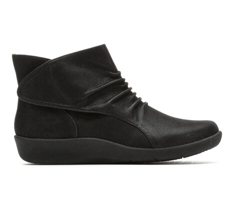 Women's Clarks Sillian Sway Comfort Booties