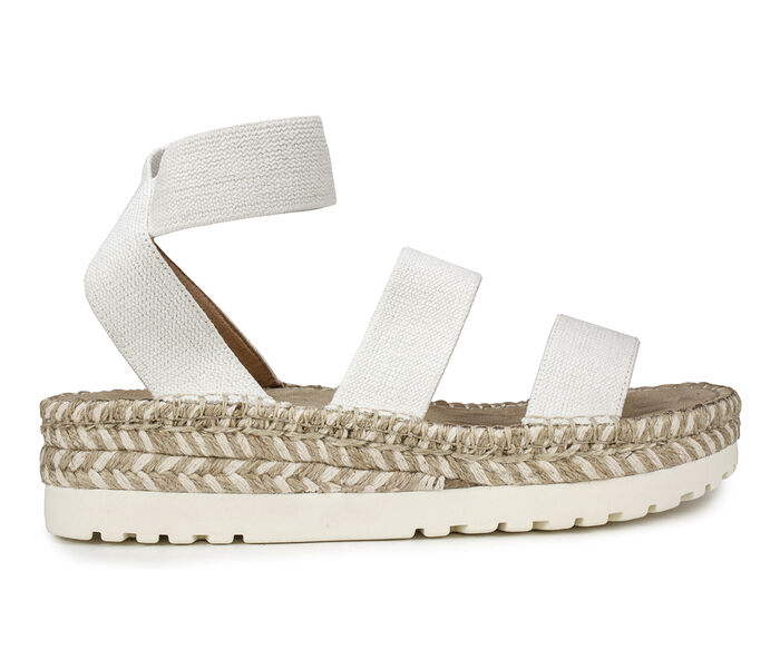 Women's White Mountain Kolton Flatform Sandals