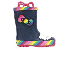 Girls' Western Chief Toddler Hello Kitty Rainy Bow Rain Boots