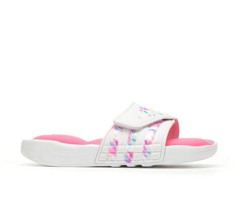 Girls' Adidas Adissage Comfort G 1-6 Sport Slides