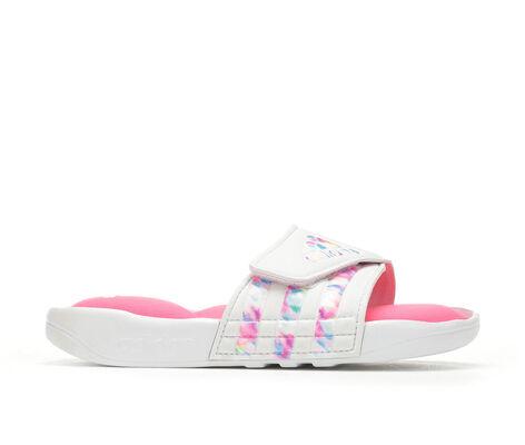Girls' Adidas Adissage Comfort G 1-6 Sport Slides