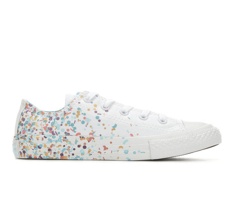 Girls' Converse Chuck Taylor All Star Confetti Oxford Sneakers