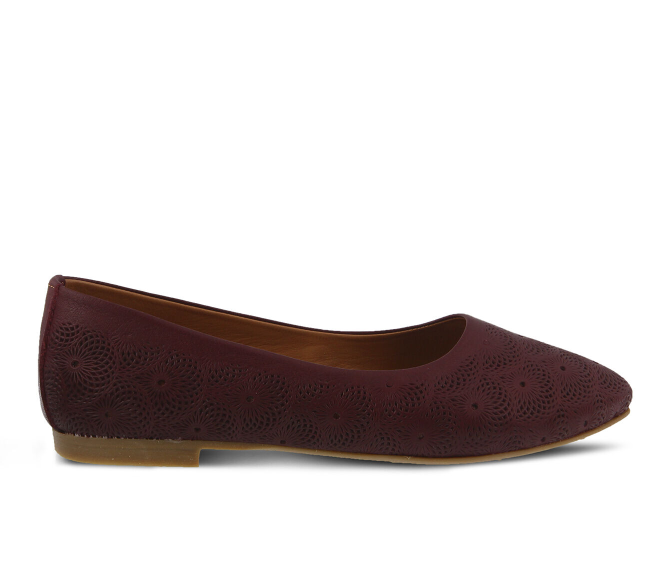 summer hot sale Women's SPRING STEP Nomalee Flats Bordeaux