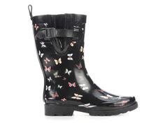 Women's Capelli New York Butterfly Mid Rain Boots