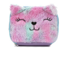 Stella and Max Pastel Plush Cat Lunch Box