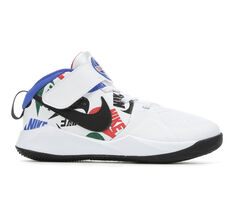 Boys' Nike Little KId Team Hustle D9 JDI Basketball Shoes
