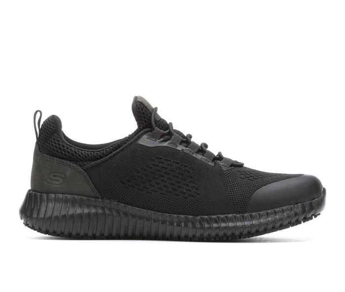 Women's Skechers Work Cessnock Carrboro 77260 Slip Resistant Shoes