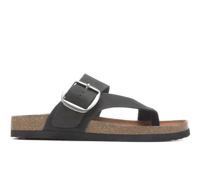 Women's White Mountain Harley Footbed Sandals