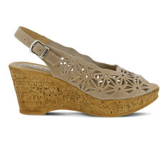 Women's SPRING STEP Abigail Wedge Sandals