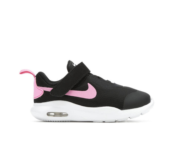 Girls' Nike Infant & Toddler Air Max Oketo Athletic Shoes