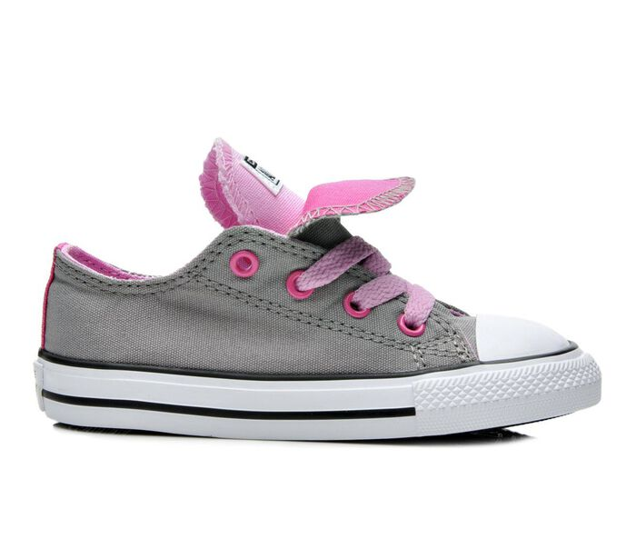 Girls' Converse Inf Chuck Taylor All Star Double Tongue Sneakers