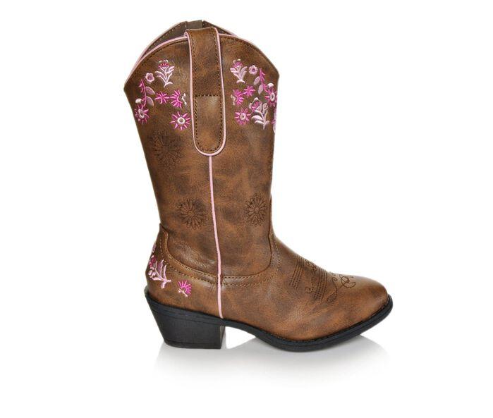 Girls' Paris Blues Otina 11-5 Cowboy Boots