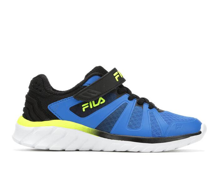 Boys' Fila Little Kid & Big Kid Cryptonic 6 Strap Running Shoes