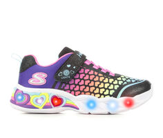 Girls' Skechers Little Kid & Big Kid Sweethearts Lovely Light-Up Shoes