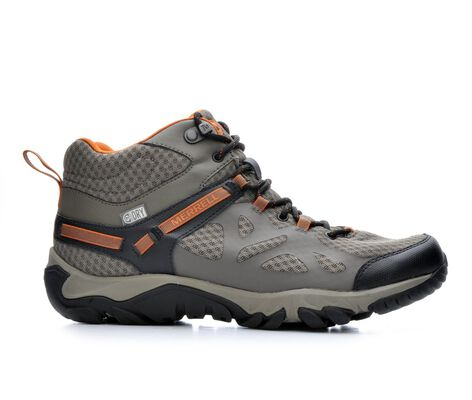 Men's Merrell Outright Edge Mid Waterproof Hiking Boots