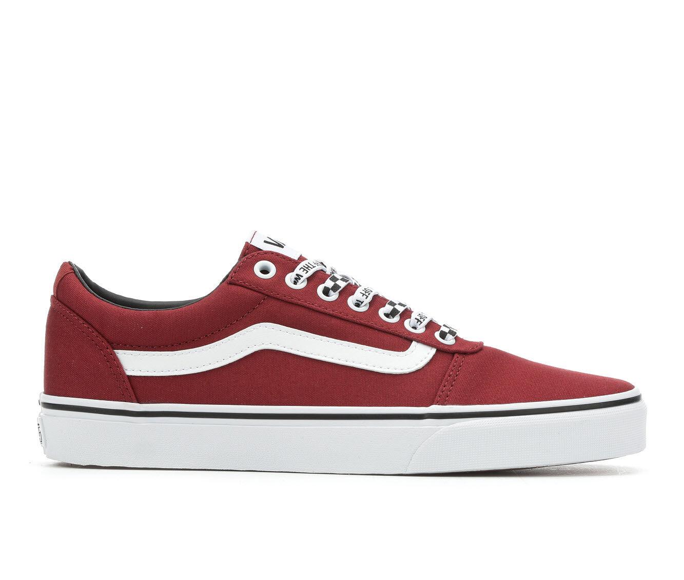 Men's Vans Ward Skate Shoes   Shoe Carnival