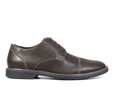 Men's Nunn Bush Pasadena Cape Toe Oxford Dress Shoes