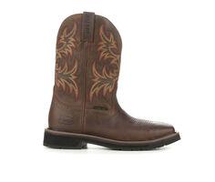 Men's Justin Boots SE 4682 Stampede Steel Toe Cowboy Boots