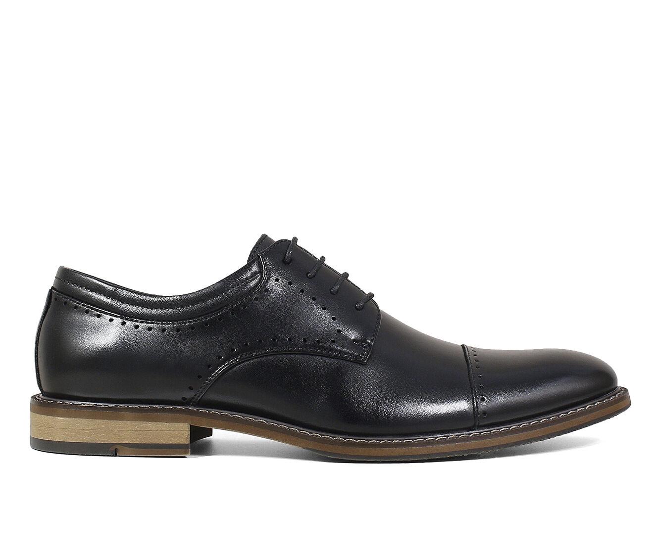 Men's Stacy Adams Flemming Dress Shoes Black