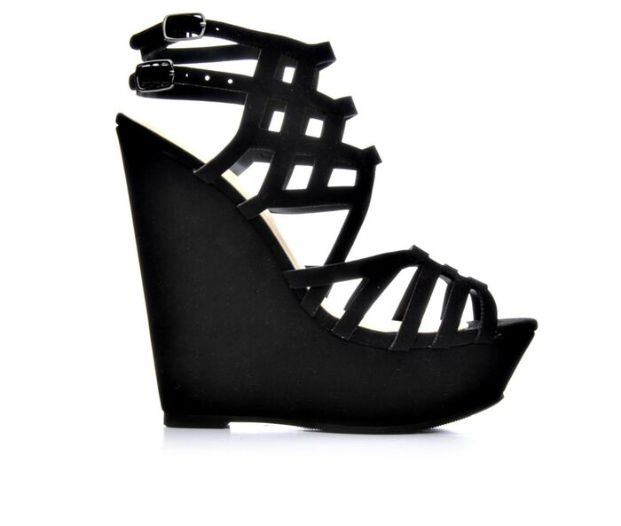 Women's Delicious Finley Platform Wedges