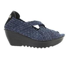 Women's Bernie Mev Calypso Wedge Slip-On Shoes