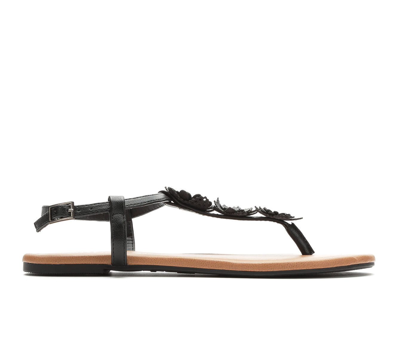 buy cheap great deals cheap sale choice Women's Solanz Daisy T-Strap Sandals good selling cheap price 71Pps0BMu