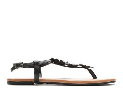 Women's Solanz Daisy T-Strap Sandals