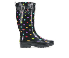 Women's Western Chief Dot City Rain Boots