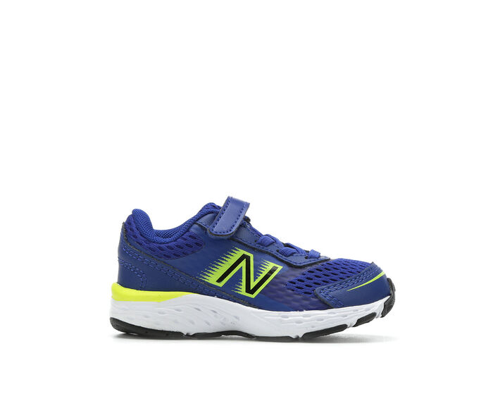 Boys' New Balance Infant & Toddler IA680LM6 Running Shoes