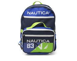Nautica Logo Backpack Combo
