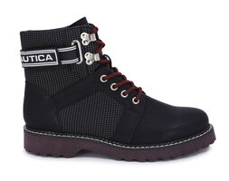 Women's Nautica Romilly Combat Boots