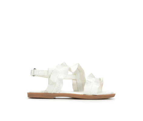 Girls' Y-Not Infant Ruffle 5-10 Sandals