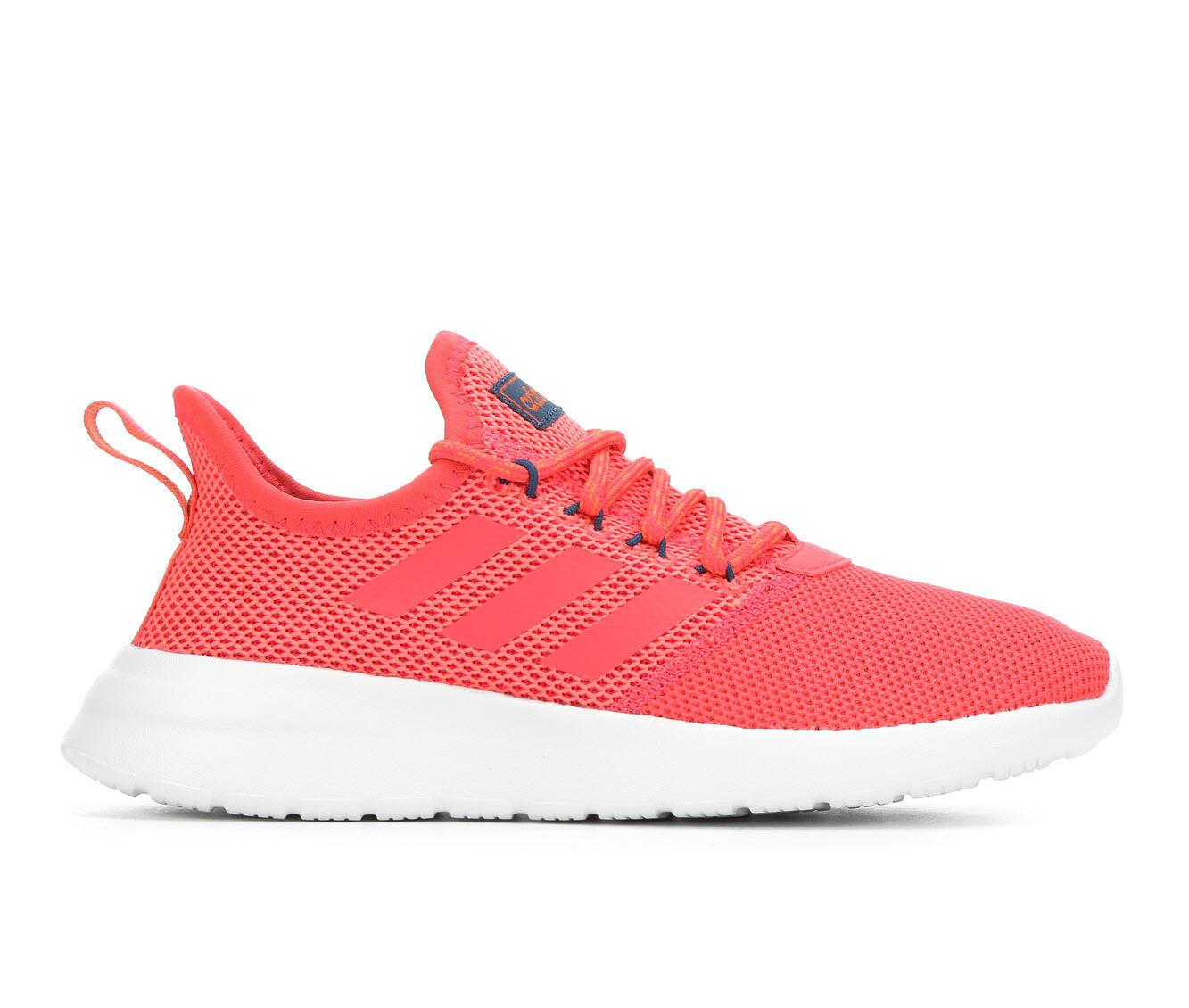 Women's Adidas Lite Racer Reborn Sneakers Red/Orange/Wht