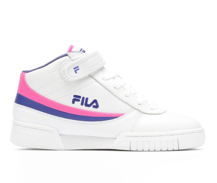 Women's Fila F89 Hi High Top Basketball Shoes