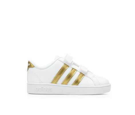 Girls' Adidas Infant Baseline Girls Sneakers