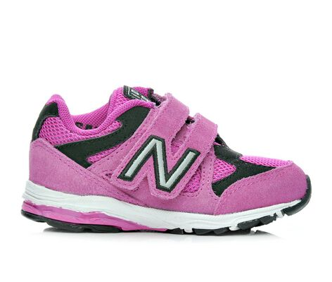 Girls' New Balance Infant KV888PBI Athletic Shoes