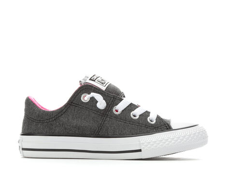 Girls' Converse Madison Heathered Ox Sneakers