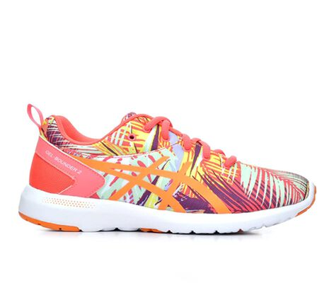 Girls' ASICS Bounder 3.5-7 Girls Running Shoes