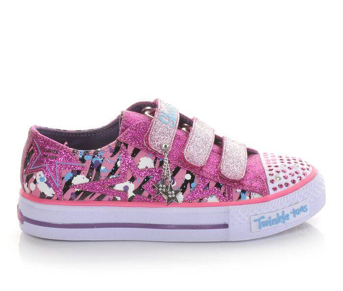 Girls' Skechers Glitter N Glitz Sneakers