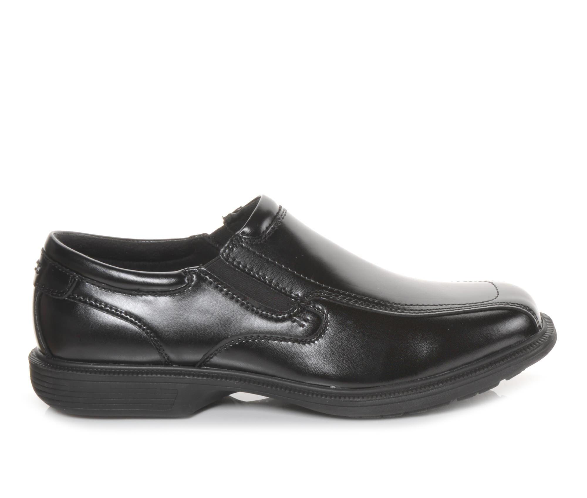 Men's Nunn Bush Bleeker Street Dress Shoes Black