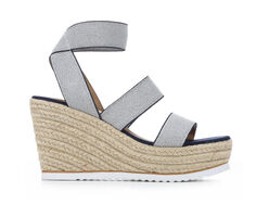 Women's Y-Not Marine Wedge Sandals