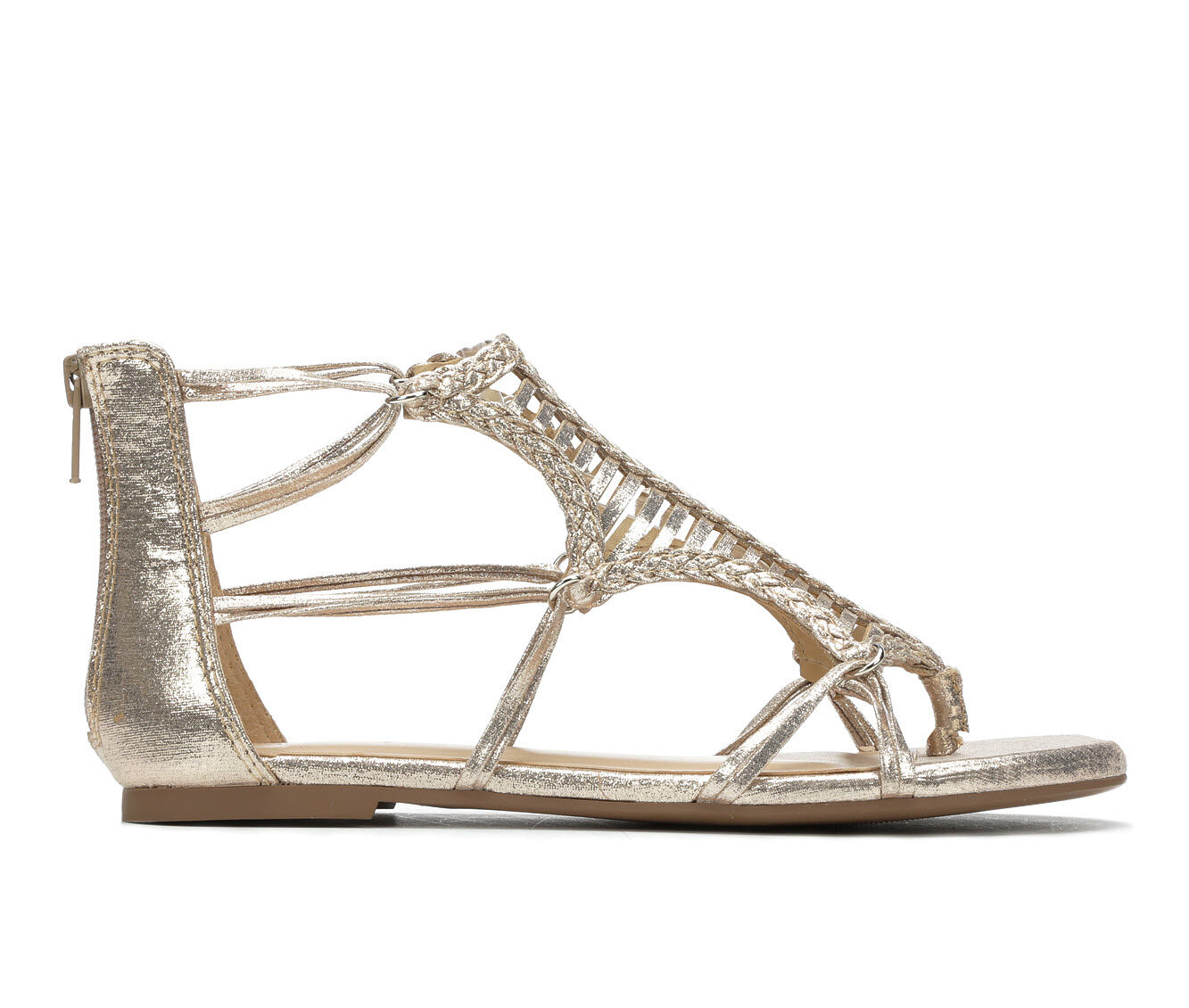 Women's Y-Not Jaclyn Sandals Champagne