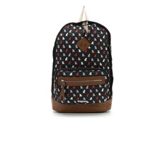 Madden Girl Handbags Canvas Backpack