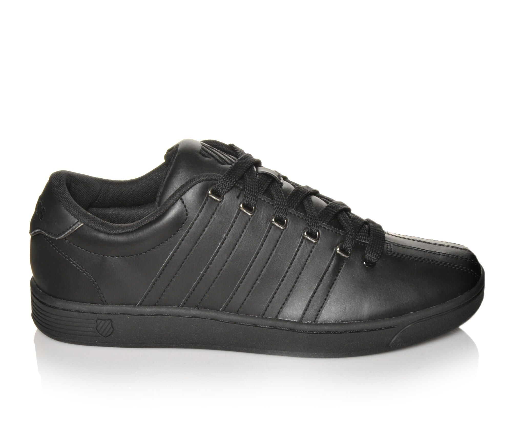 k-swiss shoes for women black
